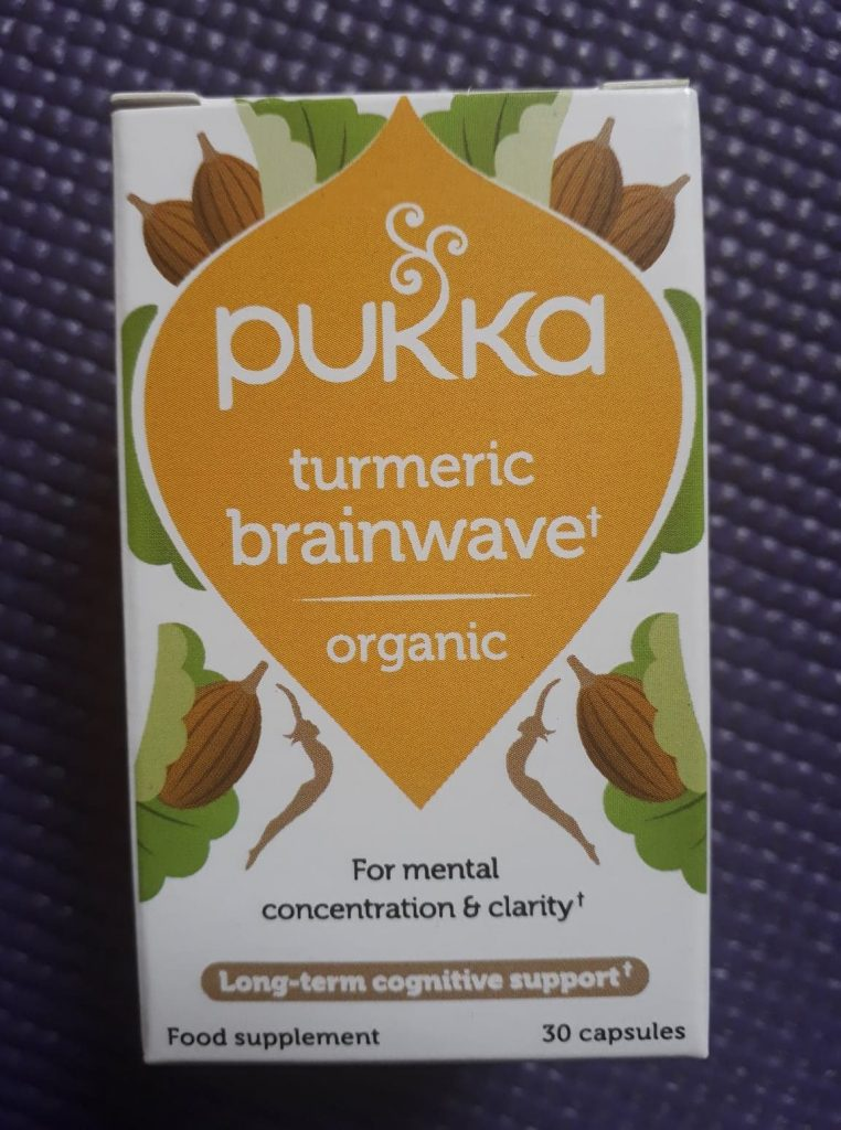 natural turmeric for brain mind support